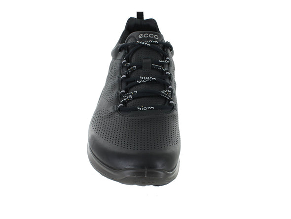 Ecco Biom Fjuel 837514 in Black front view