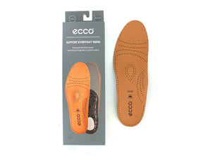 Ecco Everyday Support insoles with box