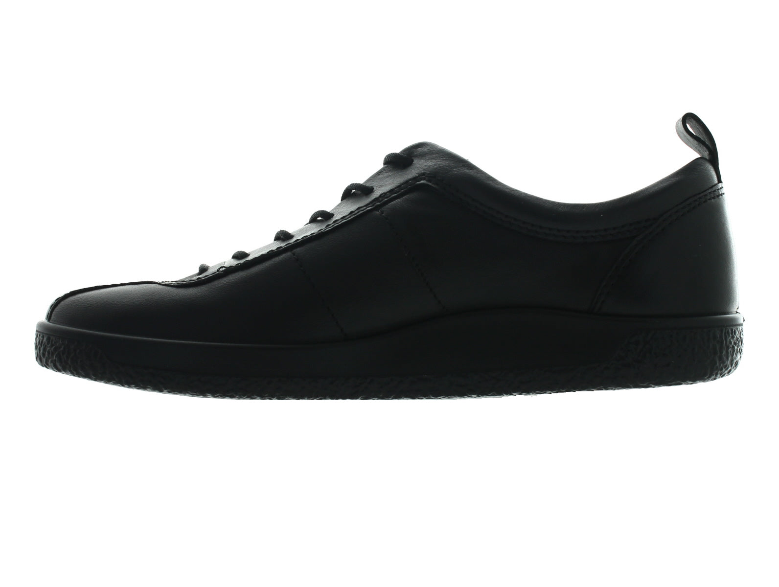 Ecco Soft 1  400503 in Black inner view