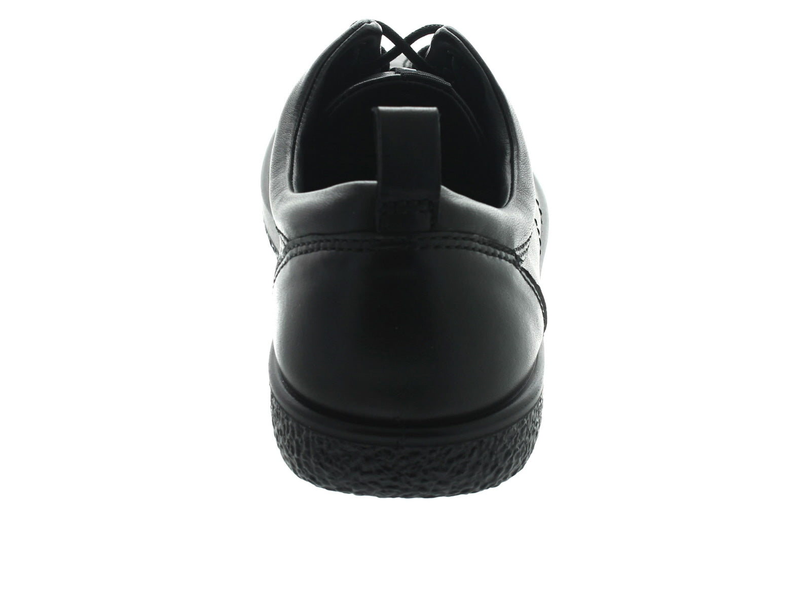 Ecco Soft 1 400503 in Black back view