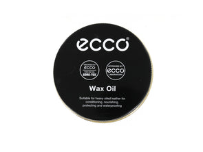 Ecco Wax Oil Top View
