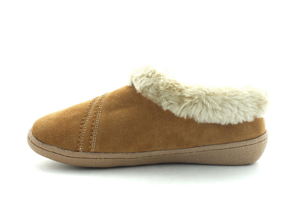 Clarks Eskimo Snow in Tan Suede inner view