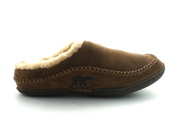 Sorel Falcon Ridge in Tan Suede outer view