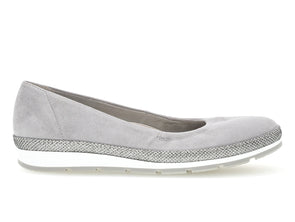 Gabor 22.400.30 in Light Grey outer view