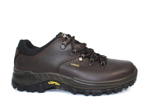 Gri Sport Dartmoor in Brown Leather outer view