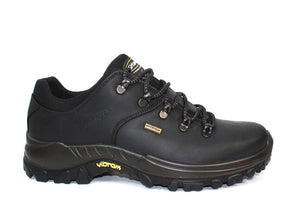 Gri Sport Dartmoor in Black Leather outer view