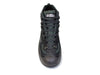 Gri Sport Director Steel Toe Waterproof Safety Shoe in black leather front view