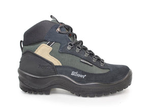 Gri Sport Wolf Hiking Boots in Navy outer view