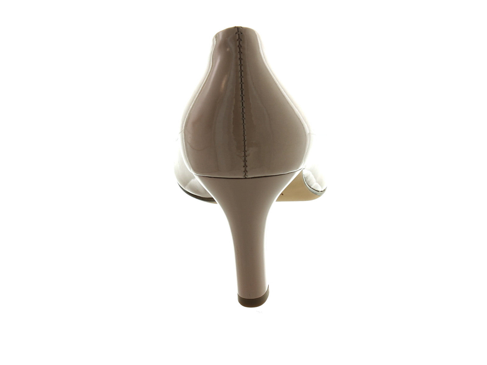 Hogl 6004 in Nude Patent back view