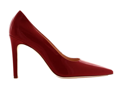 Hogl 9004 in Red Patent outer view