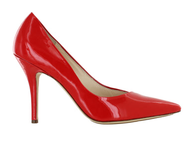 Hogl 9004 in Scarlet Patent outer view