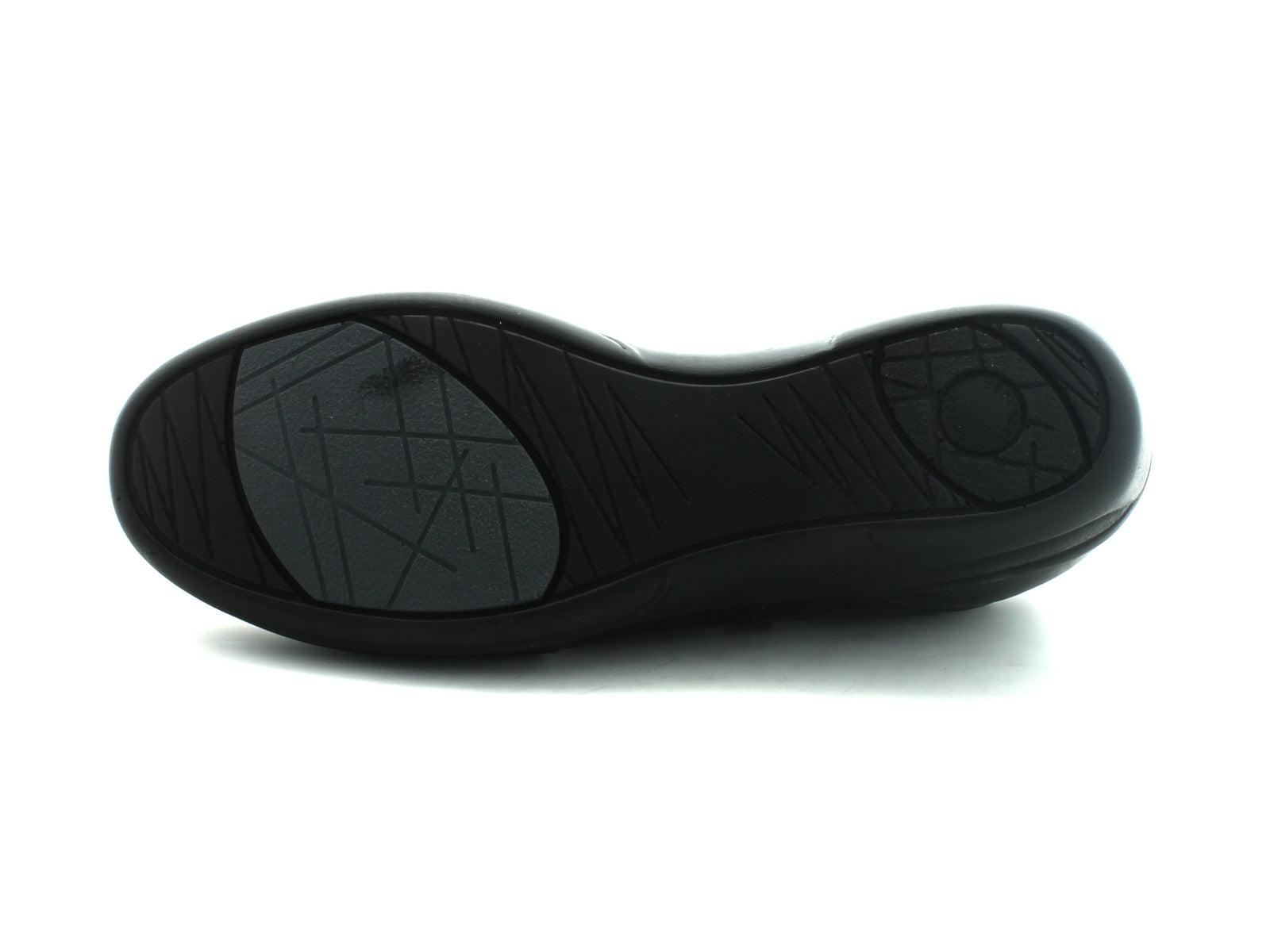 DB Easy B Holborn in Black Leather sole view