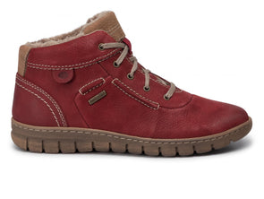 Josef Seibel 93153 in Carmin Red outer view