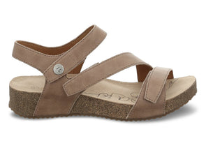 Josef Seibel 78519 in Brown Cream outer view