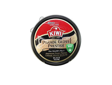 Kiwi Parade Gloss Prestige in Black front view
