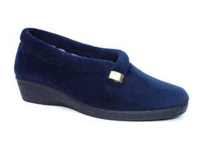 Lunar Bridie KLA100 in Blue outer view