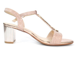 Lunar Lopez JLH132  in Rose Gold outer view