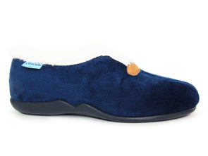 Lunar Polly KLL002 navy outer view
