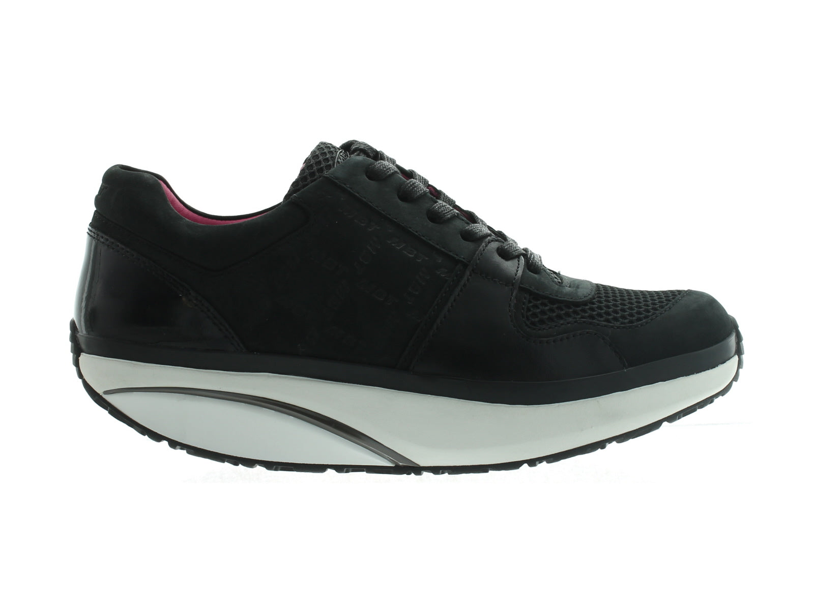 Mbt Nafasi 6 W Black Sneakers At Walsh Brothers Shoes