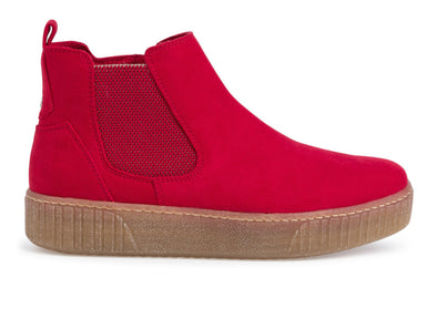 Marco Tozzi 2-25454 in Red outer view
