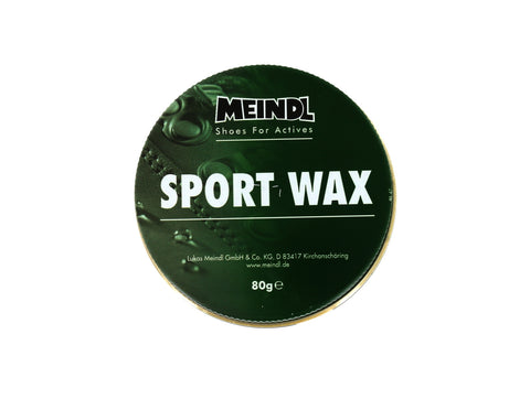 Meindl Sport Wax Top View
