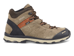 Asti Mid GTX in Brown Terracotta outer view