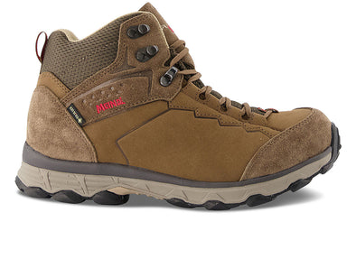 Meindl  Ladies Grado Gore-Tex in Brown outer view