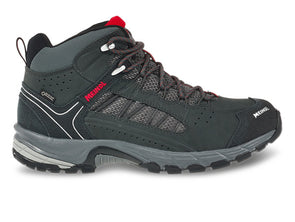 Meindl Journey Mid GTX| Anthracite Red  outer view