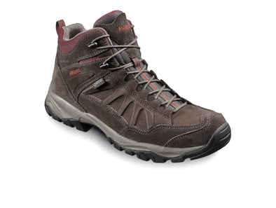 Meindl Nebraska Mid GTX in Brown outer view