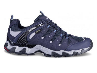 Meindl Respond GTX  in Midnight Blue Sky outer view