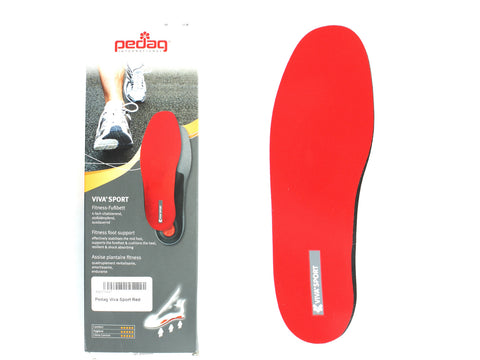 Pedag Sports Insole front view