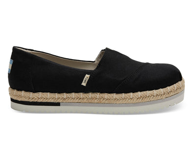 Toms 100113501 in Black outer view