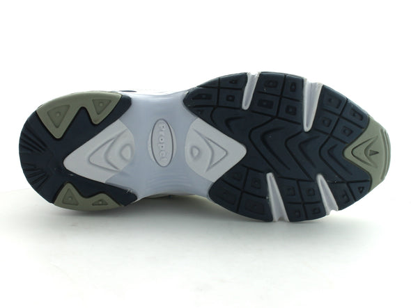 Propet W2034 in White & Navy sole view