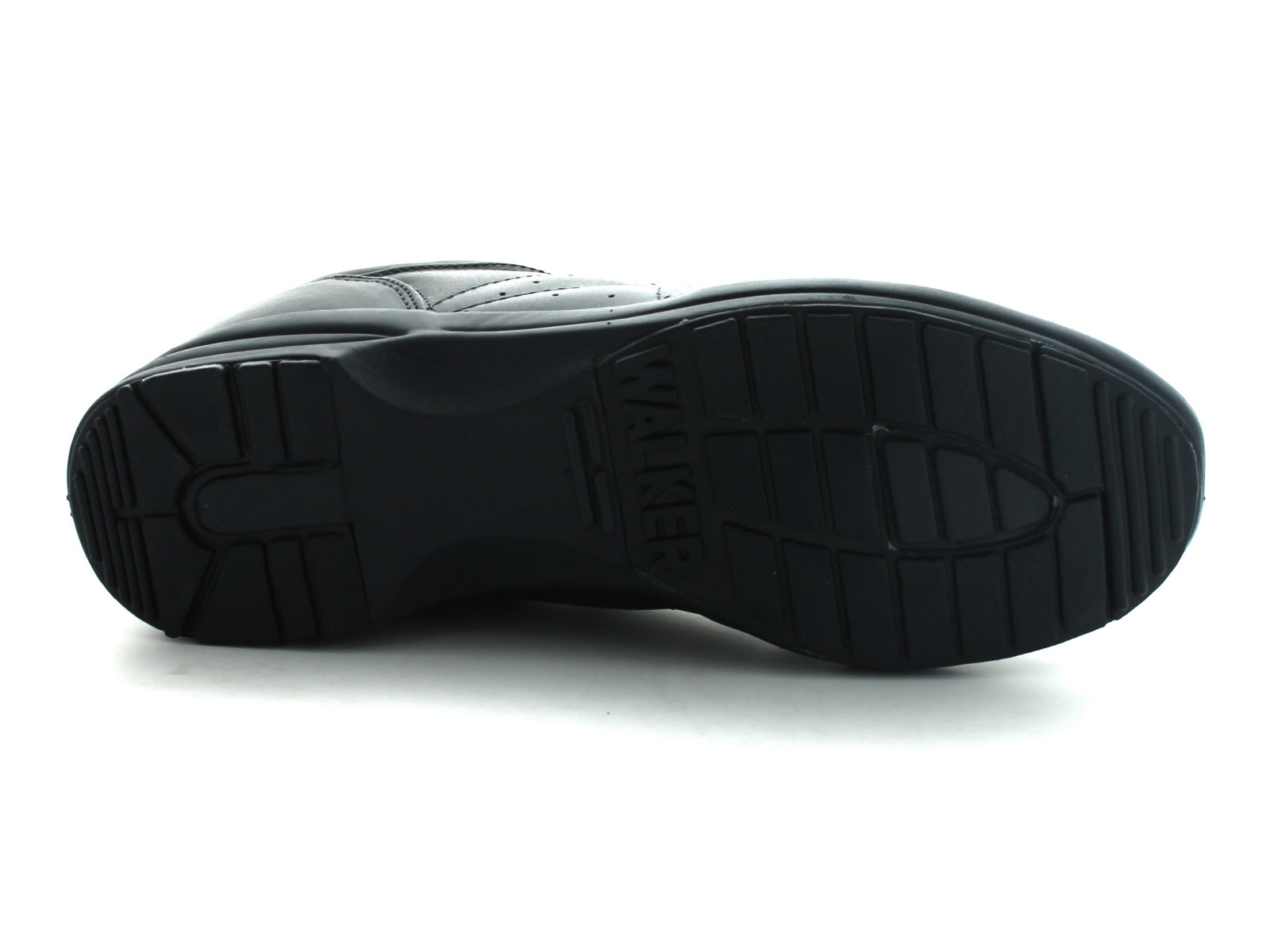Propet W2840 in Black Leather sole view