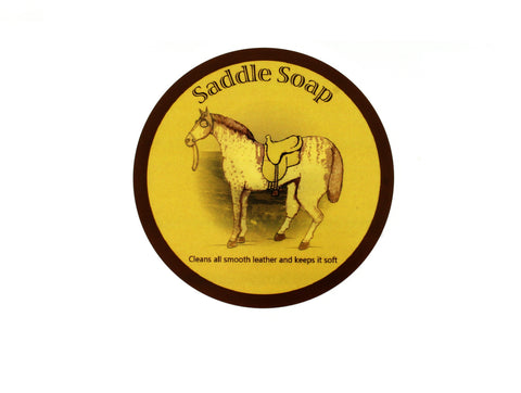 Saddle Soap Front View