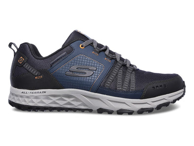 Skechers 51591 in Navy Orange outer view