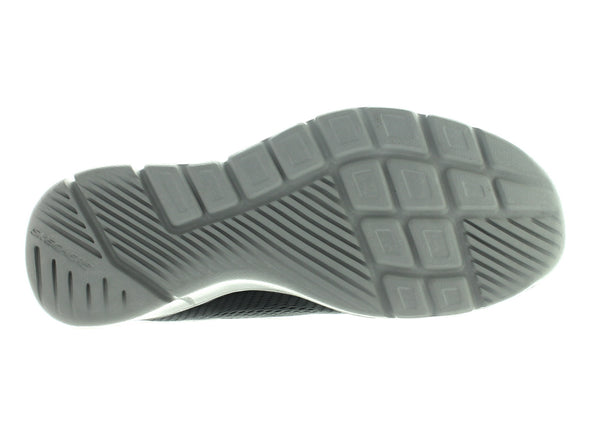 Skechers 52927 in Charcoal sole view