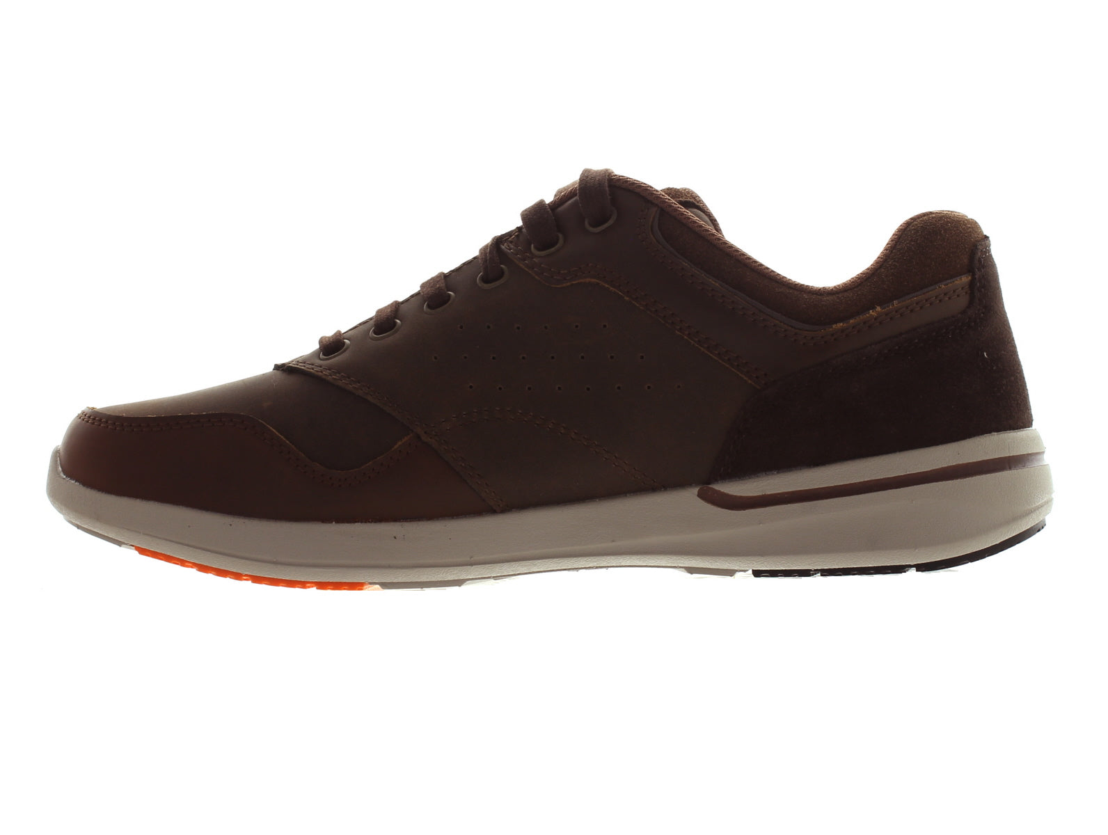 Skechers Relaxed Fit 65406 in Brown inner view