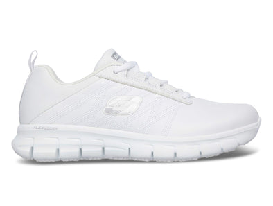 Skechers 76576 in White outer view