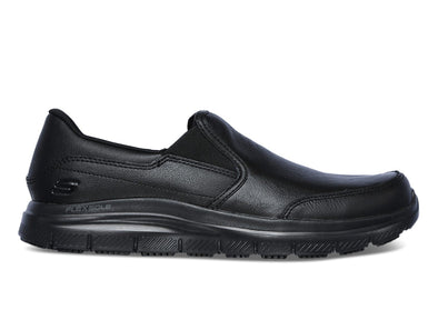 Skechers 77071 in Black outer view