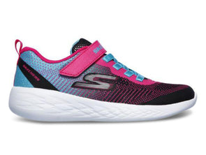 Skechers 82050L in Black Multi outer view
