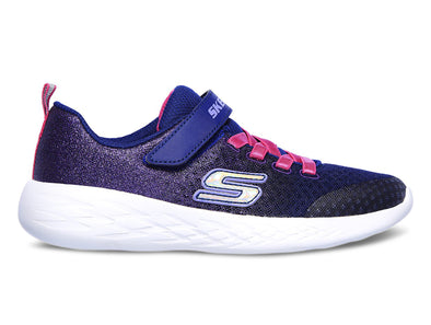 Skechers 82078 in Navy Pink outer view
