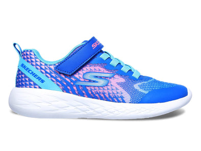 Skechers 82080 in Blue Multi outer view