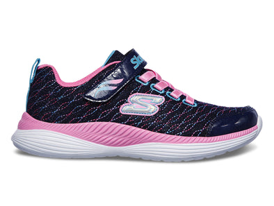 Skechers 83017 in Navy Pink outer view