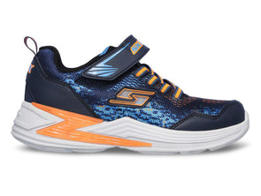 Skechers 90563 in Navy Orange Outer View