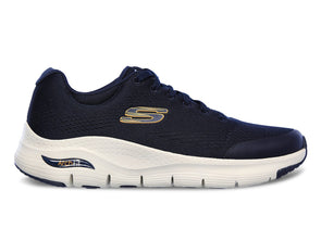 Skechers 232040 navy outer view
