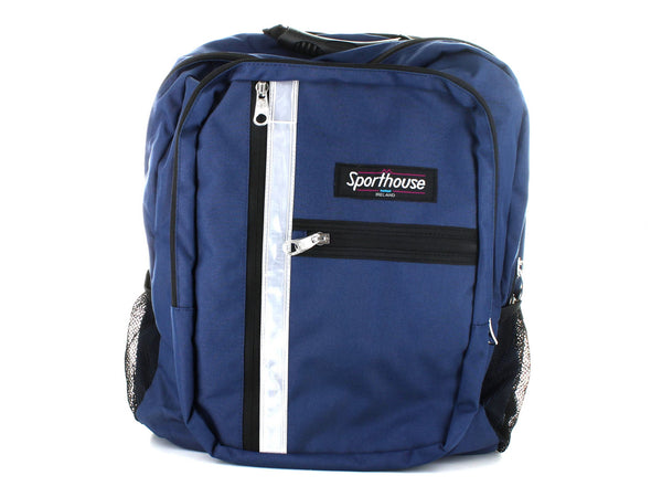 Sporthouse Student 2000 in Navy front view
