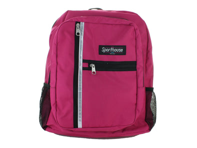 Sporthouse Student 2000 in Pink front view