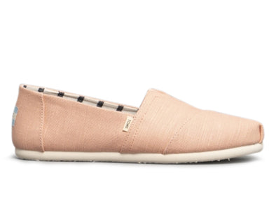 Toms 10013519 in Coral Pink outer view