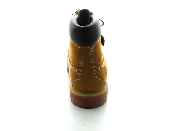 Timberland 10061 Waterproof in Wheat back view